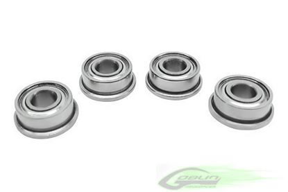 Picture of SAB HC402-S ABEC-5 Flanged bearing 3 x 7 x3 - Goblin 700 (4pcs