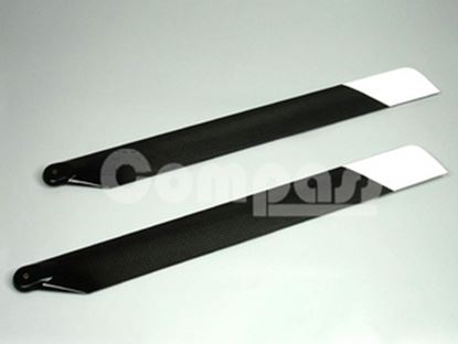 Picture of CM F-40-4700 7HV Carbon 3D Blades 700mm