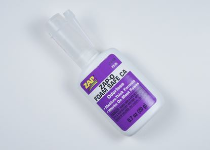Picture of ZAP PT25 CA Glue - Zap-O Foam Safe CA 0.7oz 20g