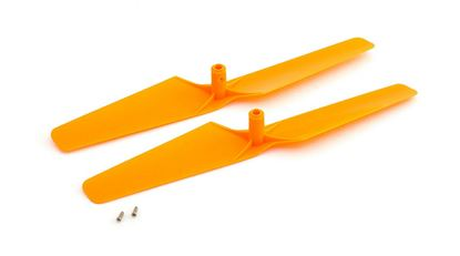 Picture of E-Flite BLH7524 Propeller, Clockwise Rotation, Orange (2): mQX