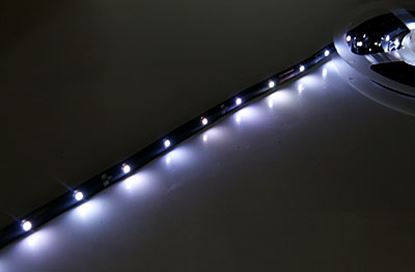 Picture of 12V LED Strip Light (White 1m)
