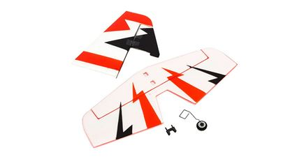 Picture of E-flite EFLU4160 Tail Set: UMX Sbach 342