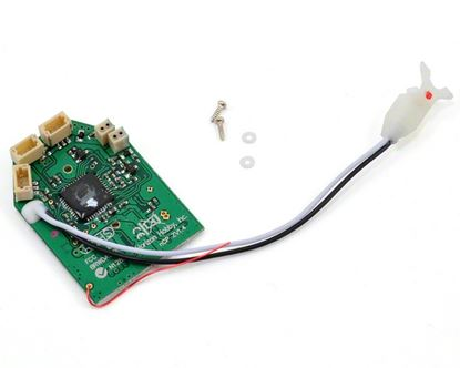 Picture of E-Flite BLH3301 Flybarless 3-in-1 Control Unit RX/ESC/Gyro: nCP