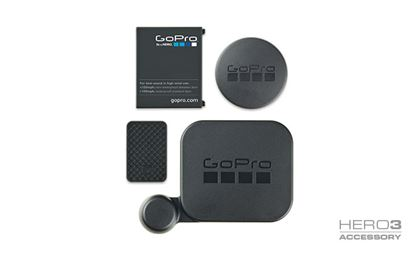 Picture of GoPro GOP_10054 HERO3 Caps + Doors