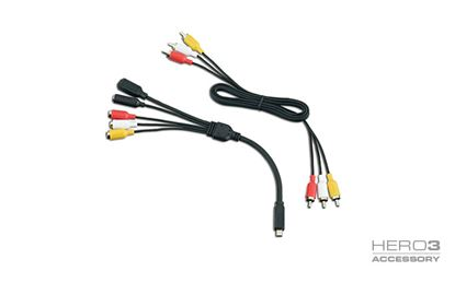 Picture of GoPro GOP_10056 HERO3 Combo Cable
