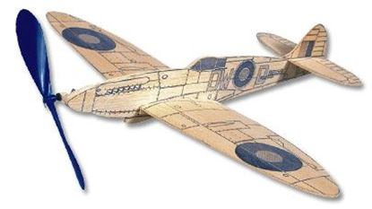 Picture of West Wings WW418 Supermarine Spitfire (Rubber Band Powered)