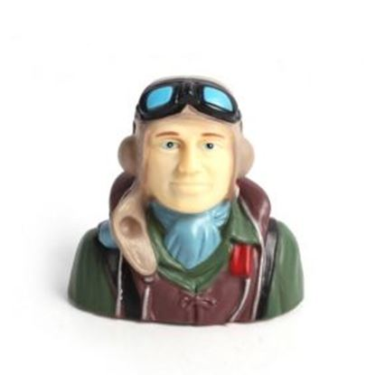 Picture of P102-S 1/7/1:7 Scale Pilot Statue/Pilot Portrait Toy (Stephen)