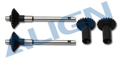 Picture of H45G002XXW Torque Tube Rear Drive Gear Set