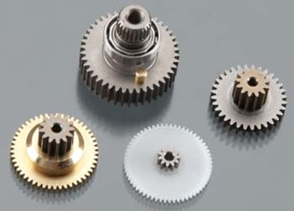 Picture of Futaba FUTM3486 FGS255 Gear Set BLS255HV