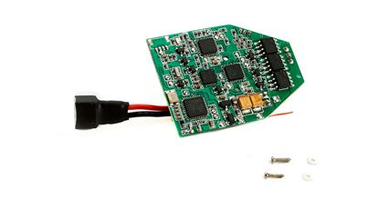 Picture of E-Flite BLH3901 FBL BL 3-in-1 Control Unit, RX/ESC/Gyros: mCP X