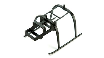Picture of E-Flite BLH3905 Landing Skid and Battery Mount: mCP X BL
