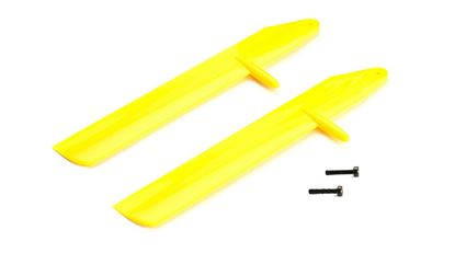 Picture of E-Flite BLH3907YE Fast Flight Main Blade Set, Yellow: mCP X BL