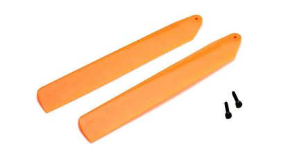 Picture of E-Flite BLH3908OR Hi-Performance Main Blade Set, Orange: mCP X B