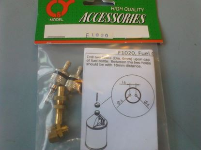 Picture of Ming Yang F1020 Fuel Bottle Lid Fitting Set