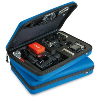 Picture of SP SPU_10002/52041 SP POV GoPro Carry Case (L) (Blue)