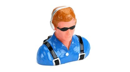 Picture of Hangar 9 HAN9114 1/6 Pilot - Civilian, Headset and Sunglasses