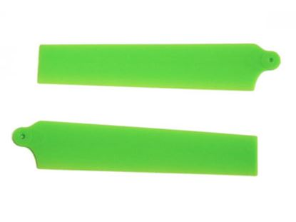 Picture of KBDD 5202 Extreme Edition 130X Main Blade - Neon Lime