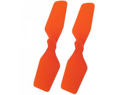Picture of KBDD 5064 Extreme Edition mCP X BL Tail Rotor Neon Orange