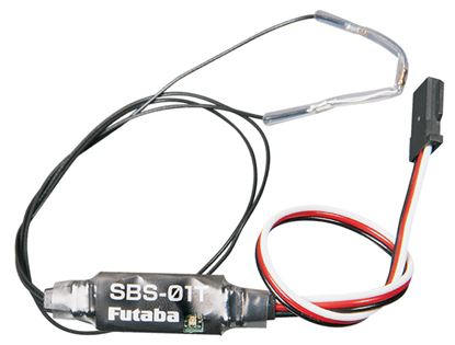 Picture of Futaba SBS-01T Temperature Sensor