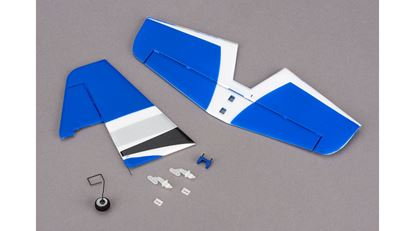 Picture of E-flite EFLU4960 Tail Set: UMX Sbach 3D