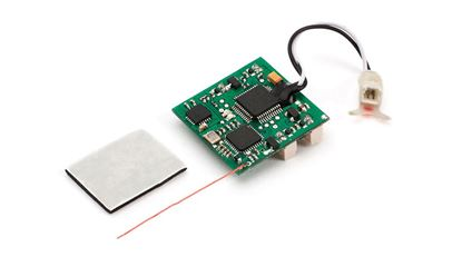 Picture of E-Flite BLADE BLH7601 4-in-1 Control Unit, Rx/ESCs/Mixer/Gyros: