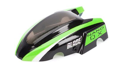 Picture of E-Flite BLADE BLH7614 Green Canopy: Nano QX