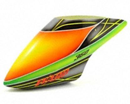 Picture of CM10-6000G Warp 360 Painted Canopy (Green)