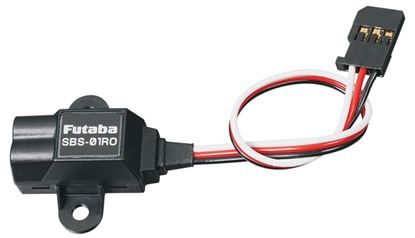 Picture of Futaba SBS-01RO Optical RPM Sensor
