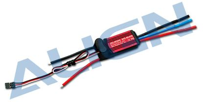 Picture of HES45X01 RCE-BL45X Brushless ESC (Governer Mode)