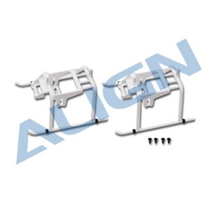 Picture of H15F001XXT 150 Landing Skid White