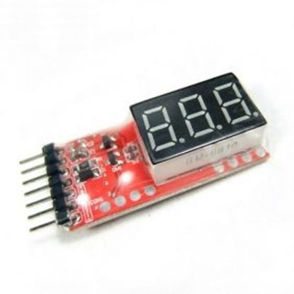 Picture of BW4606 2 to 6s LIPO Battery Checker
