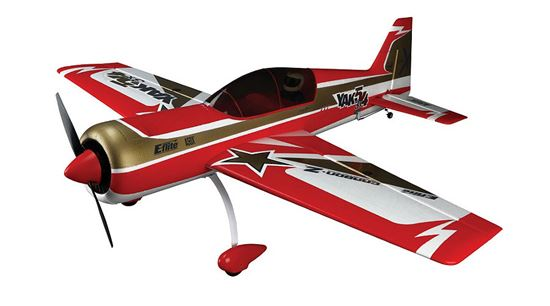 Picture of E-flite EFL10550 Carbon-Z Yak 54 3X BNF Basic with AS3X