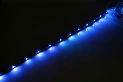 Picture of 12V LED Strip Light (Blue 1m)