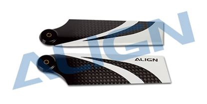 Picture of HQ0700C 70mm Carbon Fiber Tail Blade