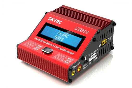 Picture of SKYRC SK-100078 RS16 180W/16A Balance Charger/Discharger