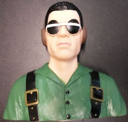 Picture of P104G 1/4 Scale Pilot Statues/Pilot Portrait Toy (Steve)