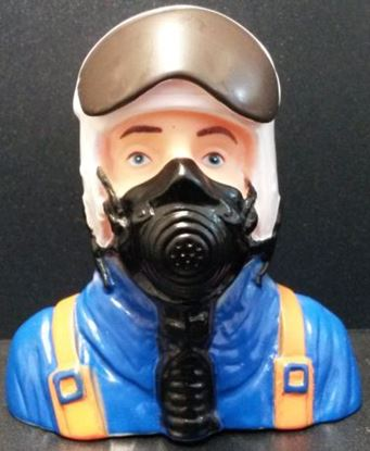 Picture of P106 1/6 Scale Pilot Statues/Pilot Portrait Toy (Tom)