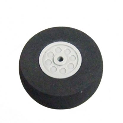 Picture of WHS752404 2x Sponge Foam Wheel (D75xH24x4.1mm)