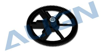 Picture of HS1220AA 450 Autorotation tail drive gear-Black
