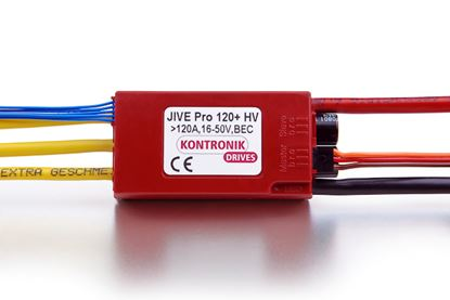 Picture of Kontronik JIVE Pro 120+ HV