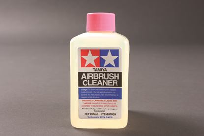 Picture of Tamiya 87089 Airbrush Cleaner - 250ml