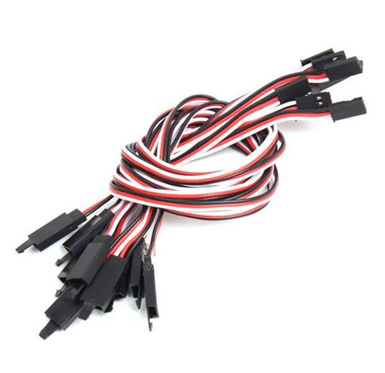 Picture of HH22PXG60 Futaba 600mm Servo Extension Cable With Safety Hook