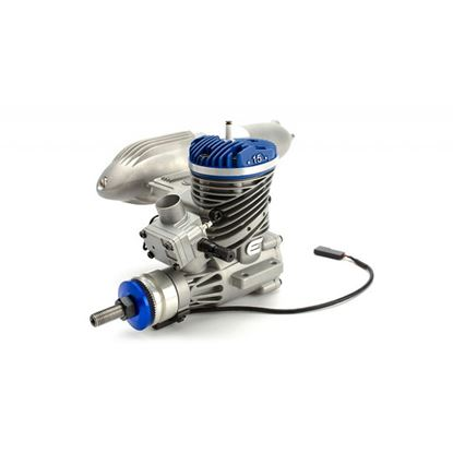 Picture of Evolution 15GX 15cc (.91) Gas/Petrol Engine 883g Including Muffl