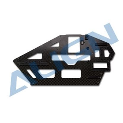 Picture of H50B002XXW 500L Carbon Fiber Main Frame(L)/1.6mm