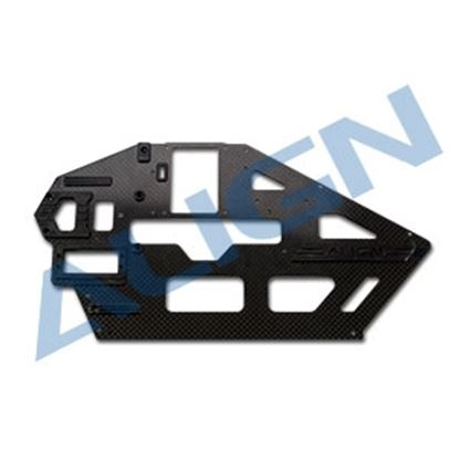 Picture of H50B003XXW 500L Carbon Fiber Main Frame(L)/1.6mm