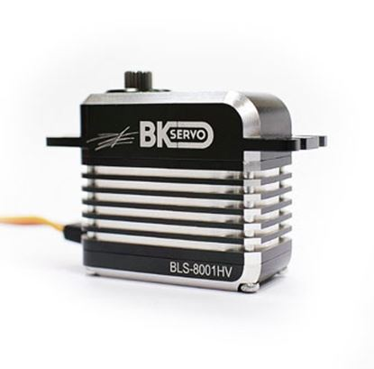 Picture of BK Servo DS-8001HV high torque, full size brushless servo