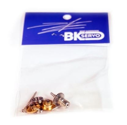 Picture of BK Servo BKMI03 Replacement gears for micro servos