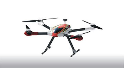 Picture of Align RM47001X-O M470 700mm Multicopter (Only)