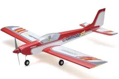 Picture of Kyosho 11235R CALMATO ALPHA 40 SPORTS EP/GP RED