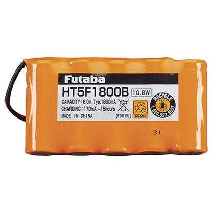 Picture of Futaba HT5F1800B NiMH Transmitter Battery 4PX 14SG